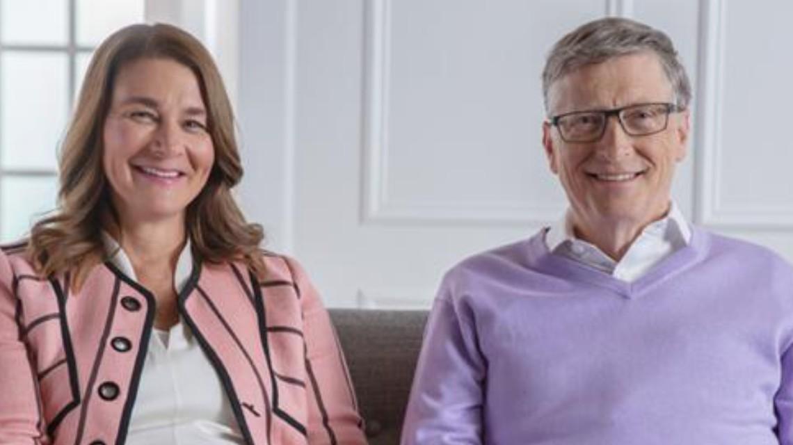 比尔盖茨夫妇离婚