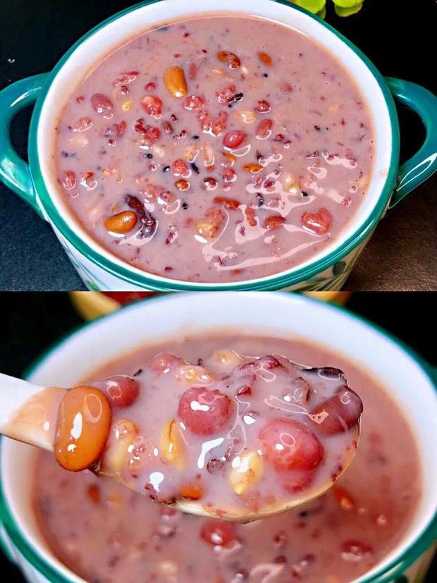 自己动手系列:红豆薏米粥