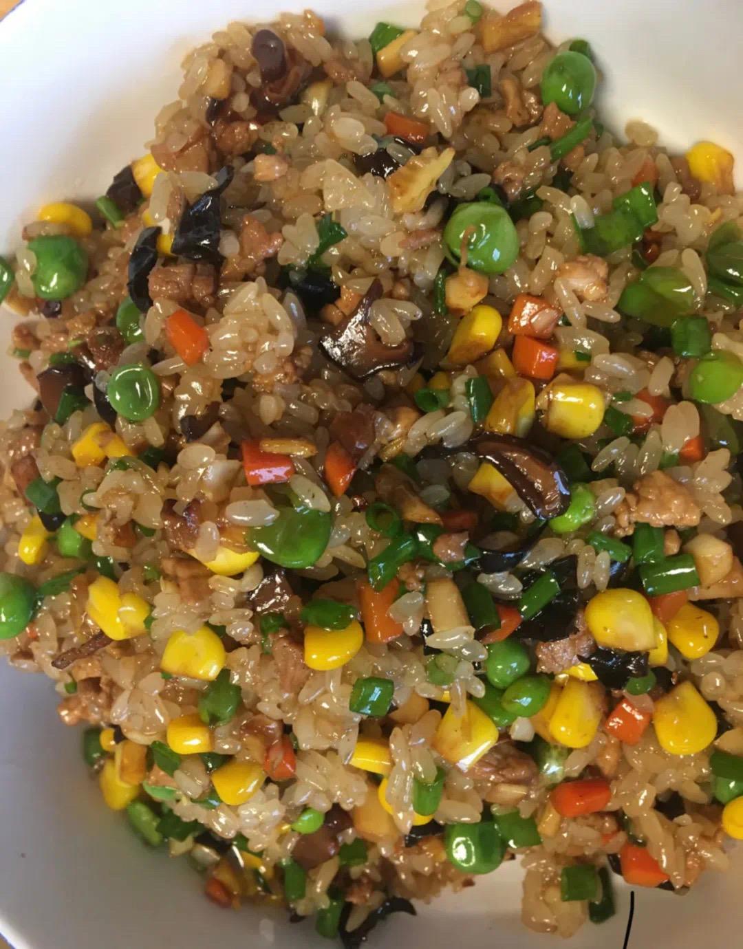 自己动手系列:糯米饭
