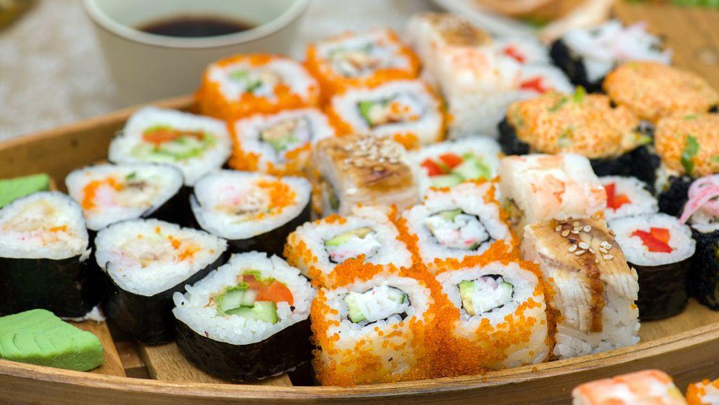 自己动手系列:零失败的寿司